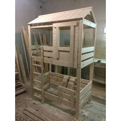 Кровать домик - Бруклин
