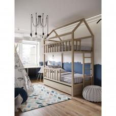 Кровать 2-х ярусная - домик - Бали