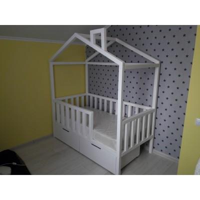 Кровать домик - Мио