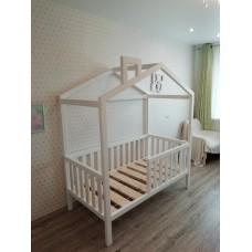 Кровать домик - МИО 2