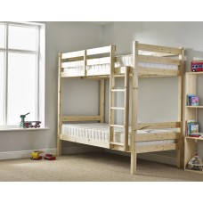Завышенная двухъярусная кровать - Плуто
