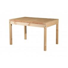 """Садовый стол из массива сосны """"Особый"""""""