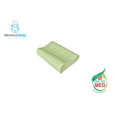 Memory S Medium Air(Aloe) - гипоаллергенная ортопедическая подушка (с АЛОЭ)
