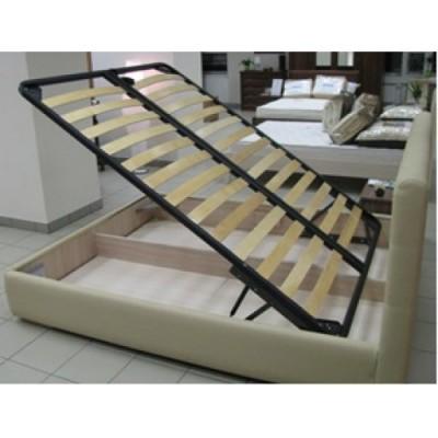 Ортопедическое основание цельносварное, врезная ламель, для кровати с подъёмным механизмом (включая газлифты)