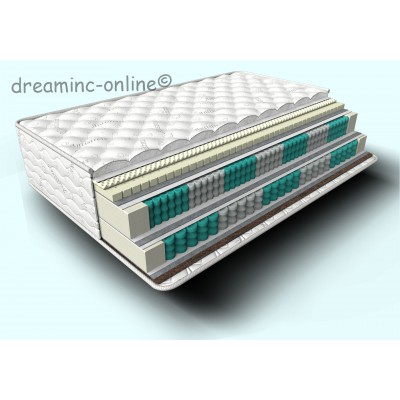 Матрас DreamInc Premium Adelina.